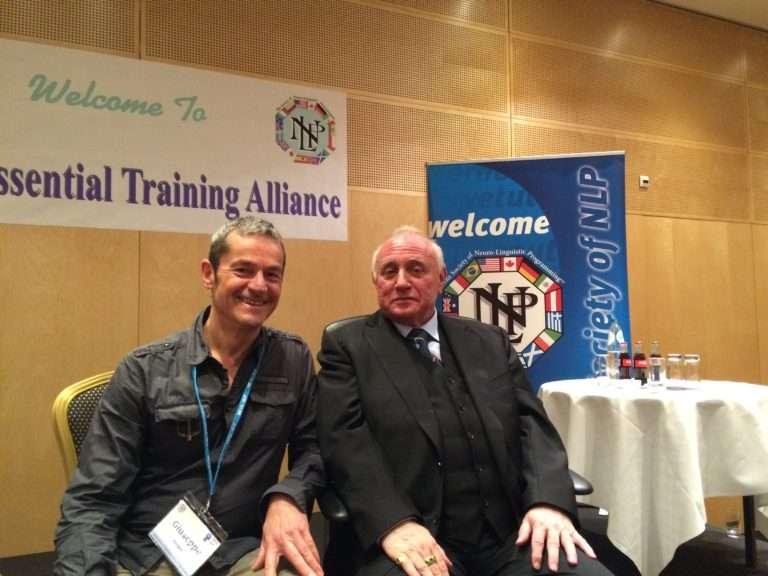 Richard Bandler e Giuseppe Vargiu