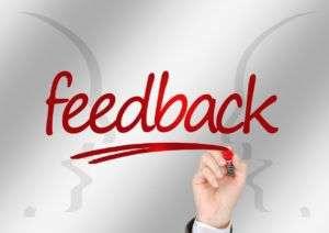 Dare ricevere feedback