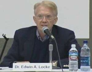 Teoria Goal setting Edwin Locke