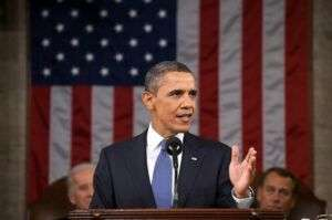 Obama parla in pubblico