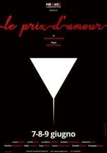 Teatro e mente - Le prix d'amour