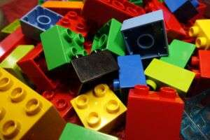 Mattoncini lego come concetti